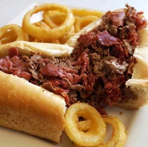 Royal Roast Beef & Seafood Gallery
